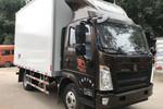 中国重汽HOWO 统帅 168马力 4X2 5.09米冷藏车(4200轴距)(ZZ5167XLCG451CE1)