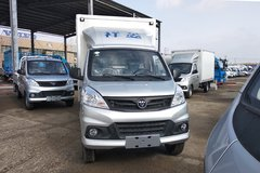福田 祥菱V1 1.2L 86马力 汽油 2.8米单排厢式微卡(BJ5036XXY-D3) 卡车图片