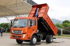 时骏 D750 185马力 4X2 4.2米自卸车(LFJ3120SCG2)
