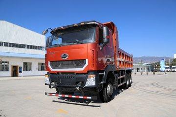 时骏 D960 375马力 5.8米自卸车(LFJ3251SCG1)