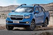 郑州日产 锐骐6 2019款 标准型 2.4L汽油 158马力 两驱 双排皮卡