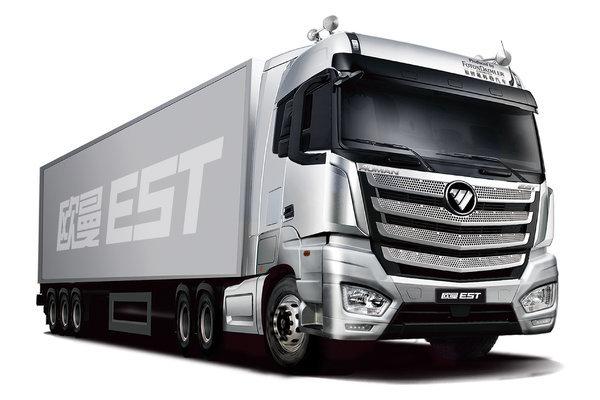 优惠0.2万欧曼EST牵引车火热促销中