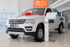 长安轻型车 神骐F30 2016款 豪华版 1.5L汽油 112马力 短轴双排皮卡