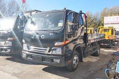 江淮 骏铃V6 143马力 4.18米单排栏板轻卡(HFC1043P91K7C2V)图片