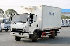 航天凌河 启航星 117马力 4X2 4米冷藏车(程力威牌)(CLW5040XLCL5)