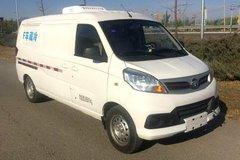 福田 祥菱S2 116马力 1.5L 汽油 4X2 冷藏车(BJ5025XLC-V1)