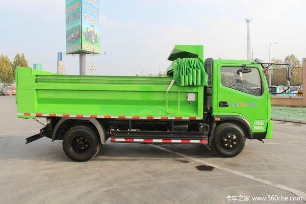 优惠0.5万泉州时风风驰自卸车促销中