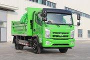 时风 风驰1800 116马力 4X2 3.6米渣土自卸车(SSF3081DHJ63)