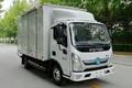 福田 奥铃智蓝 4.5T 4.14米单排厢式纯电动轻卡(BJ5045XXYEV3)104.7kWh