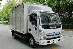 福田 奥铃EV 4.5T 4.14米单排厢式纯电动轻卡(BJ5045XXYEV3)