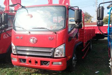 解放 虎VH 140马力 4X2 5.4米栏板载货车(CA1101P40K2L4E5A84)