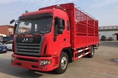 江淮 格尔发K6L中卡 220马力 4X2 6.8米仓栅式载货车(HFC5181CCYP3K2A50S1V) 卡车图片