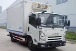 江铃 凯锐EV 6T 4.04米冷藏车(JX5063XLCTG25BEV)图片