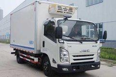江铃 凯锐EV 6T 4米冷藏车(JX5063XLCTG25BEV)107.52kWh