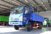 三环十通 T3创客 工程版 130马力 4X2 4.2米自卸车底盘(5.286速比)(STQ3041L2Y1N5)