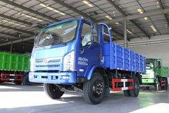 三环十通 T3创客 工程版 130马力 4X2 4.2米自卸车底盘(5.286速比)(STQ3041L2Y1N5) 卡车图片