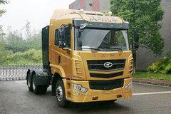 华菱 汉马H6重卡 36T 6X4纯电动牵引汽车(HN4252H35C8BEV)