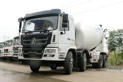 陕汽商用车 轩德X6 300马力 8X4 7.4方混凝土搅拌运输车(SX5310GJBGP5326)