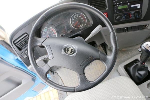 优惠1万上海鑫琪轩德X6自卸车促销中