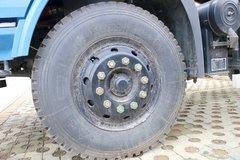 轩德X6自卸车底盘                                                图片
