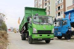 陕汽商用车 轩德X9 140马力 4X2 4.1米自卸车(SX3040GP5) 卡车图片