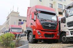 东风商用车 新天龙KL重卡 465马力 6X4牵引车(DFH4250D)