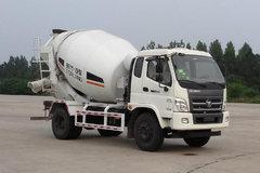 福田 瑞沃E3 160马力 4X2 混凝土搅拌车(BJ5163GJB-FA)