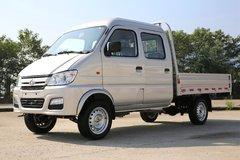 长安跨越 新豹MINI 1.1L 64马力 2.55米双排栏板微卡(SC1031GAS55) 卡车图片