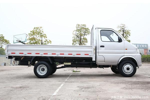 优惠0.2万泉州劲松长安跨越新豹MINI载货车促销中