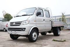 长安跨越 新豹MINI 1.2L 88马力 2.55米双排栏板微卡(后双胎)(SC1031GAS53) 卡车图片