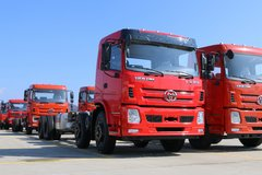 三环十通 昊龙 280马力 8X4 6.8米栏板载货车(STQ1311L16Y4B5)