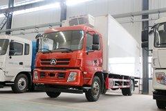一汽凌河 180马力 7.8米排半冷藏车(CAL5181XLCE5)
