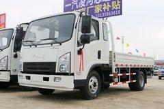 一汽凌河 城市之星 87马力 3.8米排半栏板轻卡(CAL1040PCRE5) 卡车图片