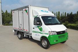 吉海 2.5T 2.77米单排纯电动售货车