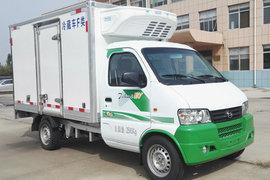 吉海 2.5T 2.765米单排纯电动冷藏车