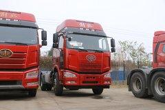 一汽解放 J6M重卡 350马力 4X2牵引车(高顶)(CA4180P63K2AE5) 卡车图片