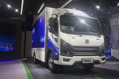 吉利远程 Re500 6T 4.14米单排增程式电动厢式轻卡25.9kWh