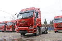 一汽解放 J6P重卡 新北方版 460马力 6X4牵引车(CA4250P66K24T1A1E5) 卡车图片