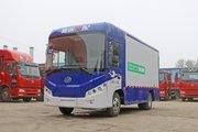 一汽 侠客K16 4.5T 5.9米纯电动厢式运输车