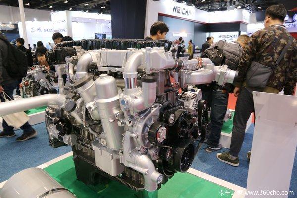 玉柴YCK11460-60 460马力 11L 国六 柴油发动机