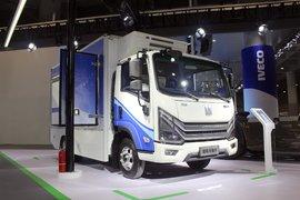 吉利远程 Re500 豪华版 3.9米单排增程式电动冷藏车