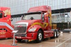 江淮 格尔发V7重卡 540马力 6X4 AMT自动挡长头牵引车 卡车图片