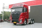 江铃重汽 威龙HV5重卡 舒适型 470马力 6X4牵引车(SXQ4250J4B4D5)