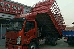 飞碟奥驰 X6系列 116马力 4.13米单排仓栅式轻卡(5挡)(FD5046CCYW63K5-1) 卡车图片