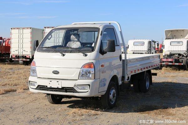 凯马 锐航X1 1.5L 110马力 3.6米单排栏板微卡(KMC1033HQ32D5)