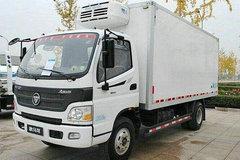 福田欧马可3系 154马力 4X2 冷藏车(冰熊)(BJ5089XLC-A1)