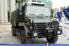 奔驰 Unimog系列 218马力 4X4 越野卡车(型号U4000/U5000)