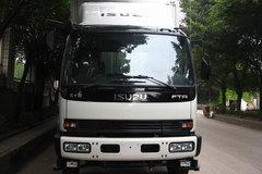 庆铃 FTR系列中卡 175马力 4X2 7.6米厢式载货车(QL5140XTRFR)