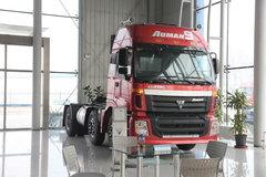 福田 欧曼ETX 9系重卡 270马力 6X2 牵引车(标准型)(BJ4253SNFJB-S5)