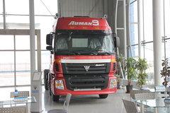 福田 欧曼ETX 9系重卡 336马力 6X2 牵引车(轻量化)(BJ4253SNFJB-S) 卡车图片